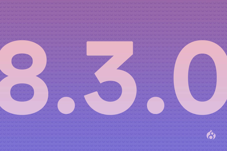Drupal 8.3.0 – Was ist neu und nennenswert?