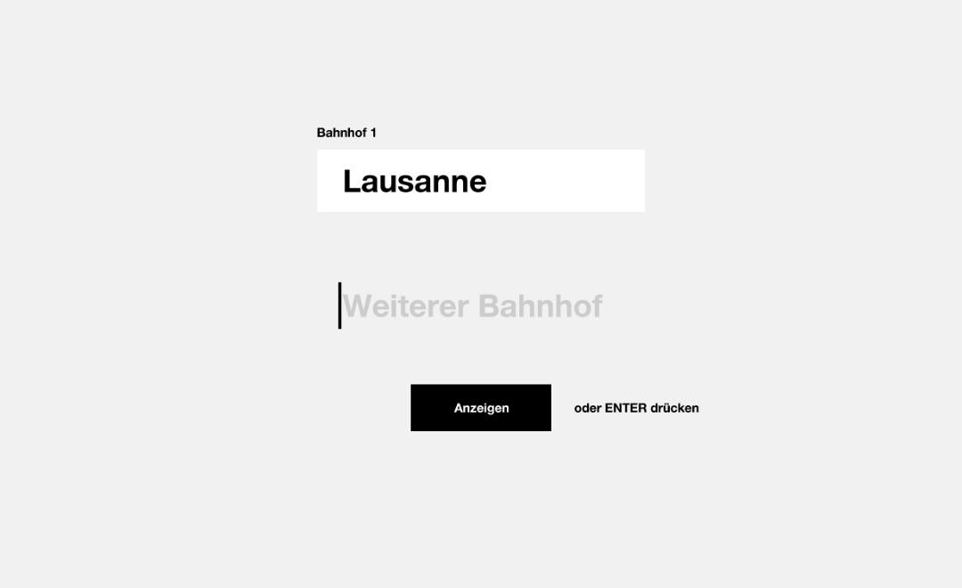 Bahn App